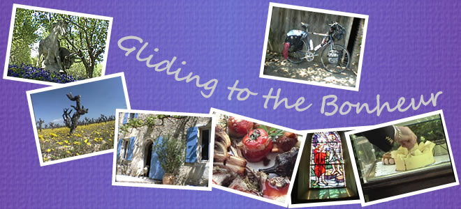 Gliding to the Bonheur - The Bicycle Gourmet's Story